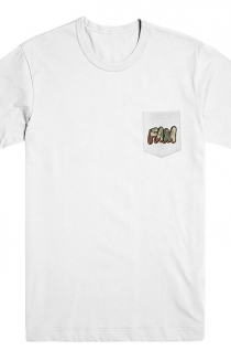 FAM Pocket Tee (White)
