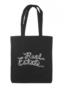 Logo Tote Bag (Black)