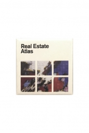 Atlas Square Pin Badge