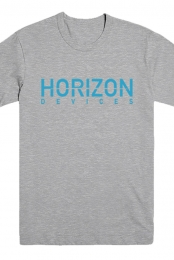 Horizon Tee (Athletic Grey)