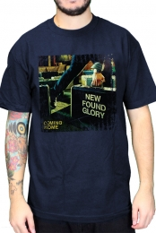 Coming Home Tee (Navy)