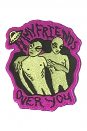 My Friends Over You Patch