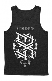 Social Repose Dreamcatcher Summer Tank Top