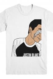 Eye Melt Tee - Justin Blake