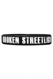 Broken Streetlights Wristband