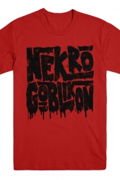 Goblin Metal Tee (Red)