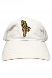 Blessed Hands Dad Hat (Gold Logo)