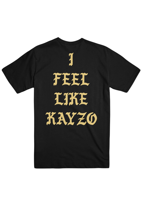 I Feel Like KAYZO Tee (Black)