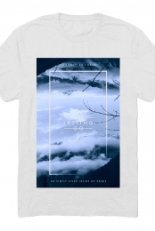 Clouds Tee (White)