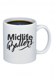 Midlife Coffee Mug
