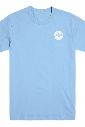 Simple Logo Tee (Ice Blue)