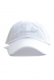 Gay and Tired Hat (White)