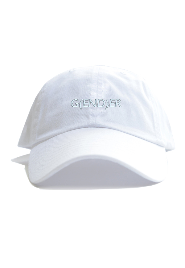 GENDER Hat (White)