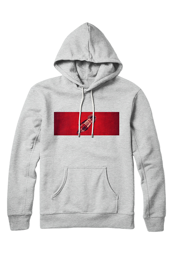 Whistle Wars Pullover Hoodie (Grey)