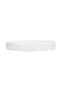 Sofie Strong Wristbands (White)
