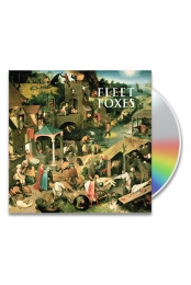 Fleet Foxes Self Titled CD