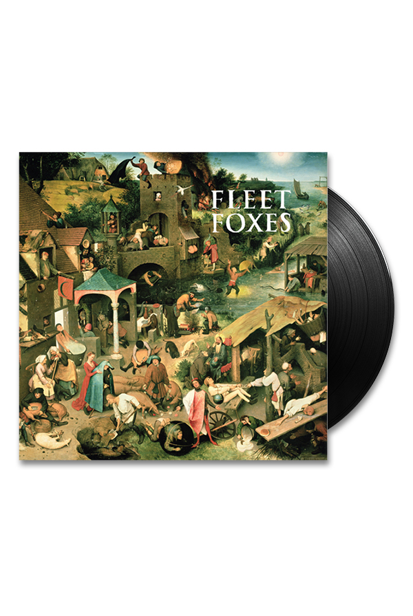 Fleet Foxes Self Titled LP