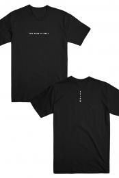 The Fear is Real Tee (Black)