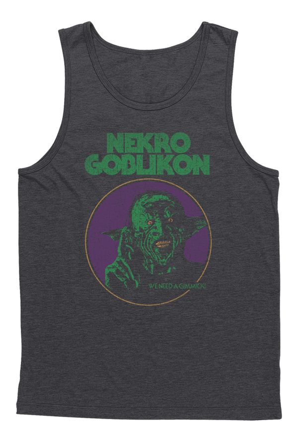 Gimmick Tank (Heather Charcoal)