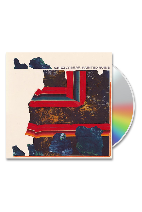 Painted Ruins CD + Instant Grat