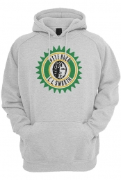 Mecca & Soul Brother Hoodie (Athletic Heather)
