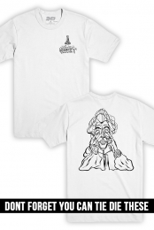 Boogie T Nose Tee (White)