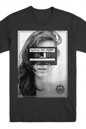 Tape Eyes Tee (Black)