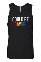 Could Be Gayer Unisex Tank