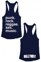 Punk And Rock And Reggae Tank