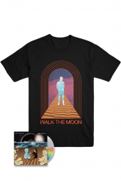 Silhoutee Tee + What If Nothing CD