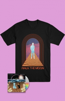 Silhouette Tee + What If Nothing CD
