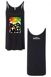 Ladies Sun RRG Tank (Black)