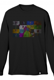 Sweat Long Sleeve (Charcoal Black)