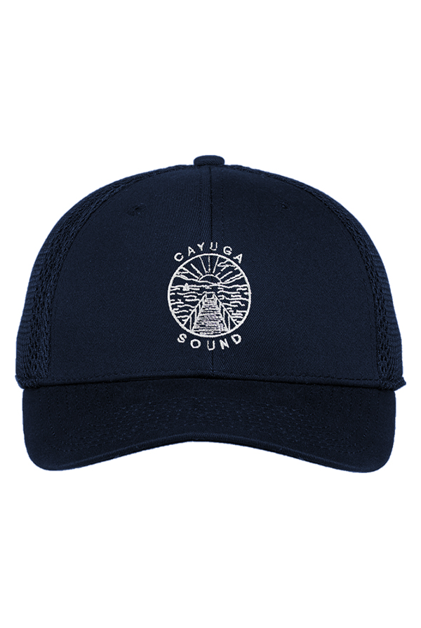 Cayuga Sound Hat (Navy)