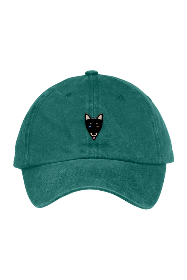 Lark Dad Hat (Aqua)