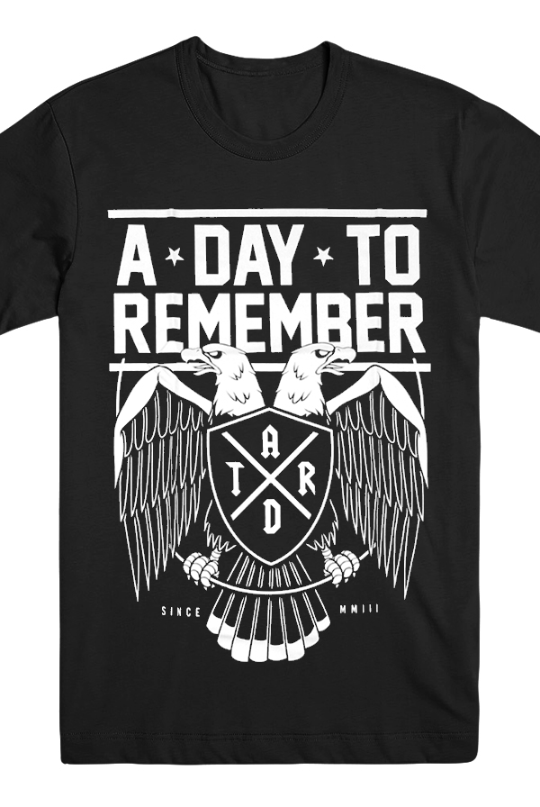 Cult Eagle Tee (Black)