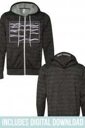 Waves Zip Up Hoodie + Instant Grat