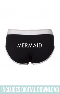 Mermaid Boyfriend Brief + Instant Grat