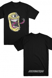 Cyclops Tee (Black)