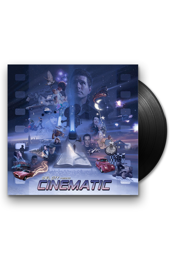Cinematic 2xLP