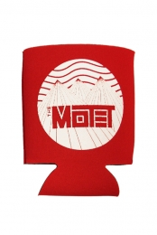 Mountain Can Cooler (Red)