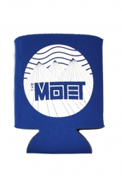 Mountain Can Cooler (Blue)