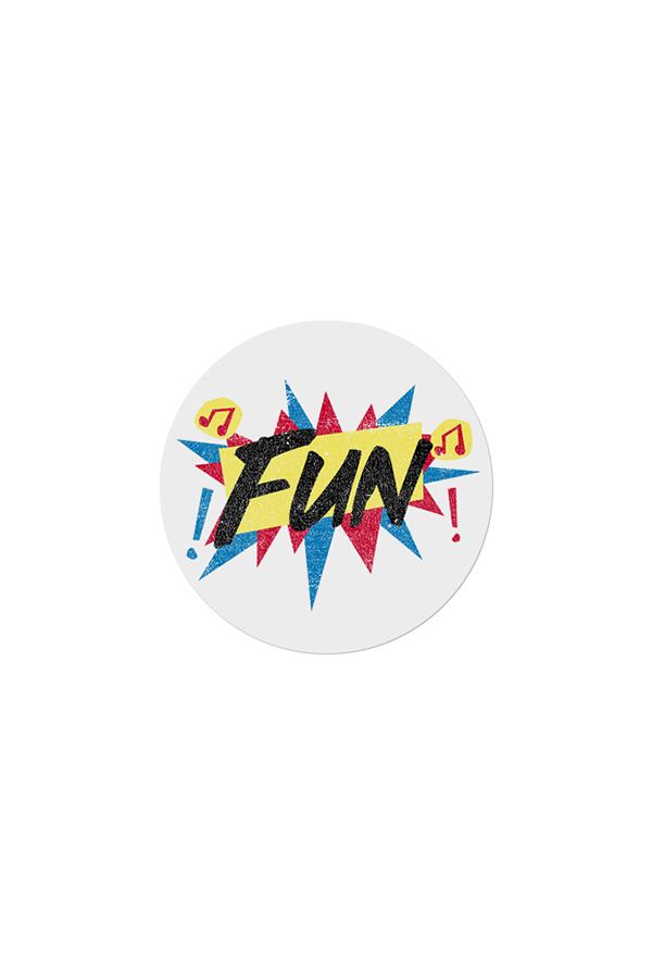 Fun Sticker