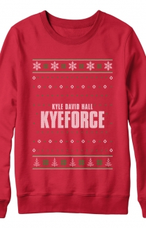 Kyeforce Christmas Sweater (Red)