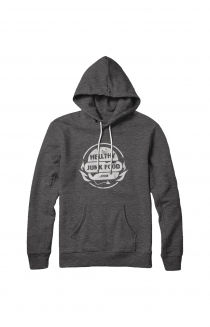 Vintage Hoodie (Dark Heather)