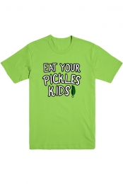 Pickles 2.0 Tee (Lime)