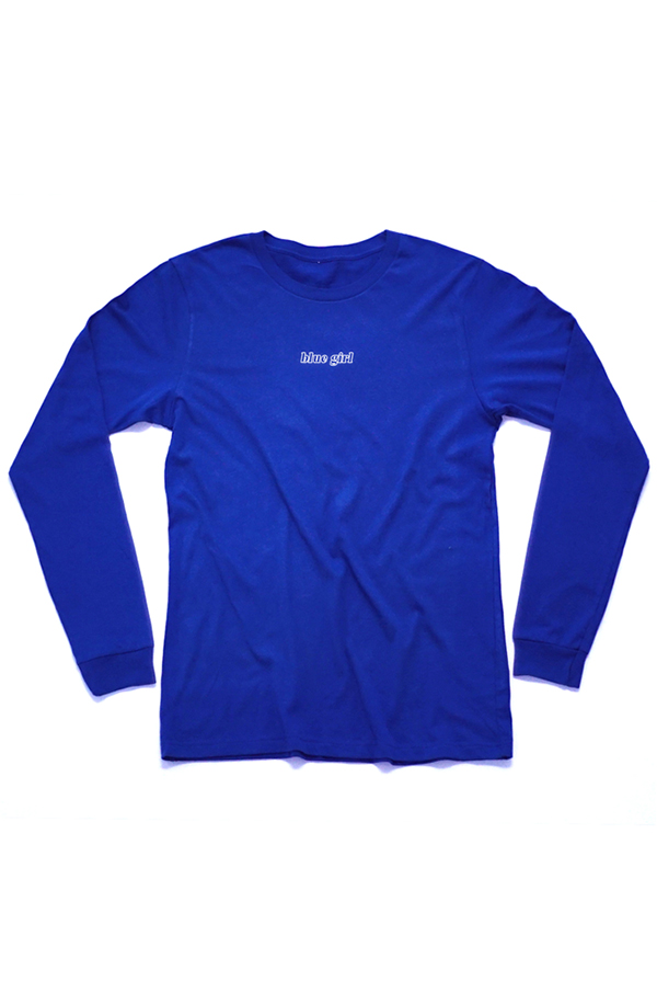 Blue Girl Longsleeve (Royal)