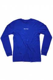 Blue They Longsleeve (Royal)