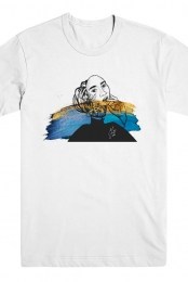 Portrait Tee (White)