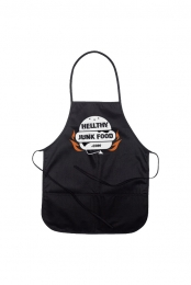 HJF LOGO KIDS� APRON (BLACK)